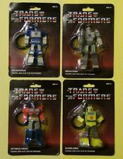 Transformers G1 Key-chain / Christmas Ordainment Set of 4 Optimus Prime