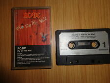 K7 AUDIO / TAPE - AC/DC - FLY ON THE WALL