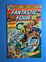 FANTASTIC FOUR #170 The THING is BACK to battle POWER MAN! Marvel 1976