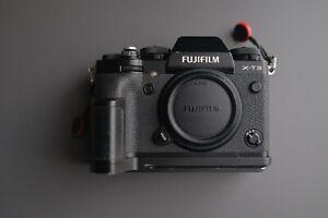 Fujifilm Fuji X-T3 26.1MP Mirrorless Digital Camera Body black