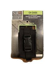 5.11 Tactical 56029 C4 M Cellular Case - (Phone/Pda/SmartPhone) - Black