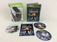 Mass Effect and Prototype Xbox 360 Video Games Lot Activision Bioware