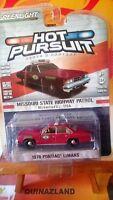 Greenlight Hot Pursuit 1978 Pontiac LeMans Police (N19)