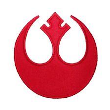 Disney Star Wars Rebel Alliance Emblem Patch Officially Licensed IronOn Applique