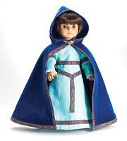 "Doll Clothes18"" Dress Princess Cloak by Carpatina Fits Amerian Girl Dolls"