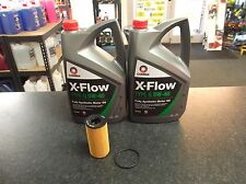 RENAULT TRAFIC MK2 SERVICE KIT OIL FILTER & 10 LITRES COMMA OIL XFLOW