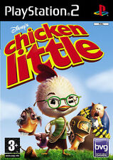 ★★ Jeu PS2 : Chicken Little PAL Boite + Notice ★★