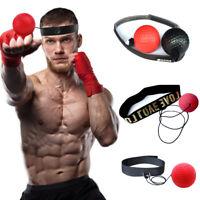 de reflejos Ejercicio de boxeo Punch Pelea boxeo pelota Banda para la cabeza