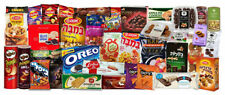 MYSTERY SNACKS BOX /local Israei snacks /variety 15-16pcs