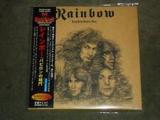 Rainbow Long Live Rock 'N' Roll Japan Mini LP