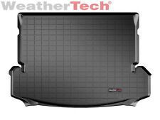 WeatherTech Cargo Liner for Nissan Rogue with 3rd Row - 2014-2018 - Black