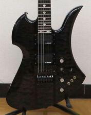 B.C.RICH MOCKINGBIRD ST Rare Black Electric Guitar Gig Bag From JAPAN
