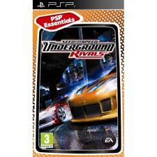 Need For Speed Underground Rivals Game PSP (Essentials)