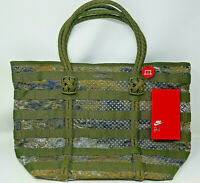 NWT Nike Sportswear AF1 Laptop Tote Bag Gridiron/Camo/Crimson -> Fast Shipping!