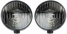 Hella 500 Series 12V Black Magic Halogen Driving Lamp Kit #5750991