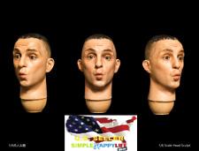 Facepoolfigure 1/6 Male Head Sculpt Expression for 12'' figure HOT TOYS ❶USA❶