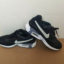 NIKE AIR MAX ST TRAINERS BLACK SNEAKERS SIZE 7UK