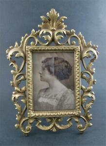 Cast Iron Rococo Antique Picture Frames For Sale Ebay