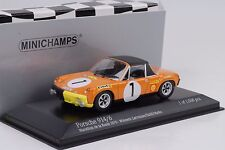 1971 VW Porsche 914/6 maratona Route #1 Winners Larrousse 1:43 Minichamps