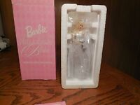 Barbie Bride Porcelain Millennium Christmas Ornament-- Avon 2000 with Box & COA