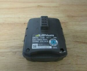 Ryobi 12-Volt Lithium-Ion Rechargeable Battery Model CB121L