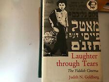 Laughter Through Tears, The Yiddish Cinema, Judith Goldberg, 1983 Fairleigh Dick