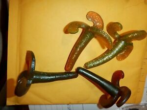 VINTAGE  LOT OF 4 HELICOPTER LURES