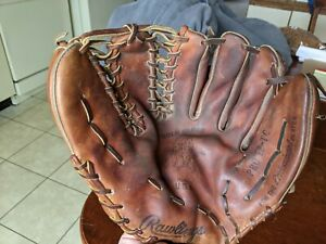 Rawlings Heart Of The Hide PRO12TC Trapeze Made In USA Baseball Glove