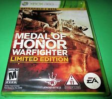 Medal of Honor: Warfighter -- Limited Edition Microsoft Xbox 360 *New-Free Ship!