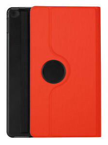 Custom Fit 360° Case with Stylus for iPad Air 2 (Red)