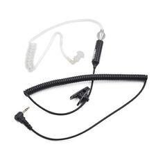 2.5mm 1 Pin Earpiece Headset Mic PTT for Motorola Talkabout Radio Walkie Talkie