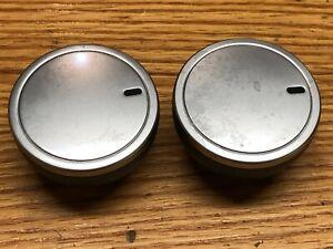 """2x Whirlpool Washer Dryer Control Knob W11243996 W10667862 AP6333601 1 7/8"""""""