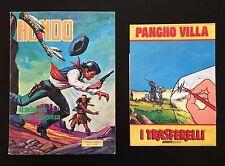 Hondo Il mistero della diligenza n. 5 - i Trasferelli Pancho Villa Grinta giochi