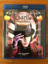 Charlie and the Chocolate Factory - Charlie Et La Chocolaterie Blu-Ray - Import