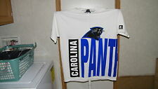 CAROLINA PANTHERS STARTER WRAP AROUND SHIRT, XL, OFFICIAL NFL, $3 OFF SEE PICS.