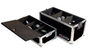 Odyssey Flightcase für 18 Mikrofone (FZMIC18)