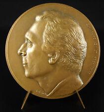 Médaille à Guillaume Gillet architecte Architecture religieuse et pénitentiaire