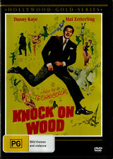Knock on Wood | Hollywood Gold - DVD Region 4