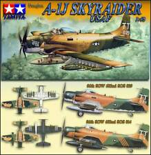 TAMIYA 1/48 A-1J SKYRAIDER Union S. AIR FORCE #61073