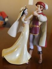 SNOW WHITE AND PRINCE WDCC FIGURINE, A DANCE AMONG THE STARS, FIGURINE ONLY