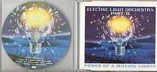 ELECTRIC LIGHT ORCHESTRA PART II CD single POWER OF A MILLION LIGHTS ELO 1994