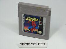 THE AMAZING SPIDER-MAN MARVEL NINTENDO GAME BOY, COLOR GBC ADVANCE GBA ITALIANO