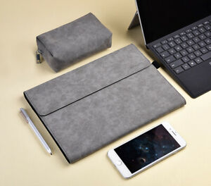Flip PU Leather Case Cover for Microsoft Surface Go, Go 2, Surface Pro 7,6,5,4