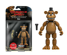 """Funko Five Nights At Freddy's Freddy 5"""" Articulated Vinyl Action Figure Toy 8846"""