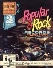 OFFICIAL PRICE GUIDE FOR COLLECTIBLE RECORDS:1948-1978 BOOK RARE/VINTAGE ON SALE