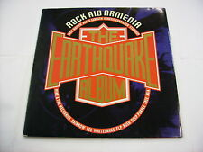 ROCK AID ARMENIA - THE EARTHQUAKE ALBUM - LP 1990 ITALY - IRON MAIDEN - RAINBOW