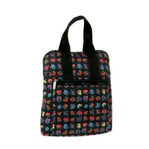 LeSportsac Classic Collection Everyday Backpack in Garden Trail NWT