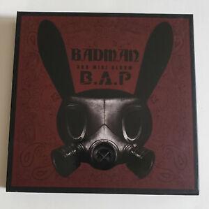 B.A.P BAP 3rd Mini Album Badman Korea Press CD - K-Pop No Photocard