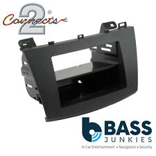 CT23MZ19 Mazda 3 2010-13 Car Stereo Double Din Fascia Facia Plate Panel Kit
