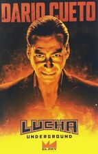 Lucha Underground Dario Cueto SDCC 2016 Promo Poster
